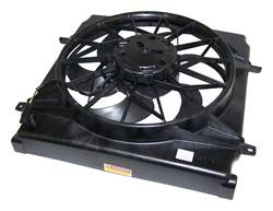 Crown Automotive - Electric Cooling Fan - Crown Automotive 55037659AA UPC: 848399043396 - Image 1