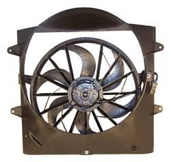Crown Automotive - Electric Cooling Fan - Crown Automotive 52079528AD UPC: 848399038958 - Image 1
