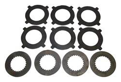 Crown Automotive - Differential Disc And Plate Kit - Crown Automotive J0925339 UPC: 848399054781 - Image 1