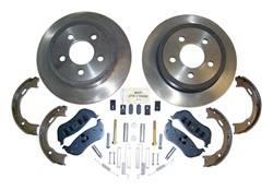 Crown Automotive - Disc Brake Service Kit - Crown Automotive 52128411K UPC: 848399091427 - Image 1