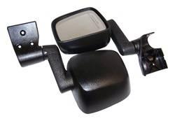 Crown Automotive - Door Mirror Set - Crown Automotive 55395060K UPC: 848399045635 - Image 1