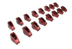 Competition Cams - Aluminum Break In Rocker Arms - Competition Cams 1011-16 UPC: 036584173359 - Image 1