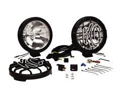 KC HiLites - Rally 800 Series Long Range Light - KC HiLites 801 UPC: 084709008017 - Image 1