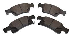 Crown Automotive - Disc Brake Pad - Crown Automotive 68052386AA UPC: 849603002406 - Image 1