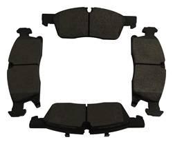 Crown Automotive - Disc Brake Pad - Crown Automotive 68052370AA UPC: 849603001294 - Image 1