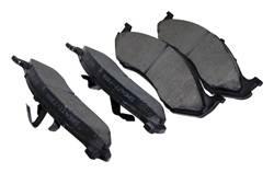 Crown Automotive - Disc Brake Pad Set - Crown Automotive 4778058TI UPC: 848399029352 - Image 1