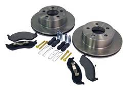 Crown Automotive - Disc Brake Service Kit - Crown Automotive 5016434K UPC: 848399086614 - Image 1