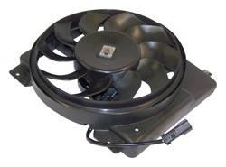 Crown Automotive - Electric Cooling Fan - Crown Automotive 52028337AC UPC: 848399038248 - Image 1