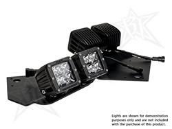 Rigid Industries - Fog Light Bracket - Rigid Industries 40235 UPC: 815711010053 - Image 1