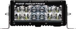 Rigid Industries - E-Series 10 Deg. Spot/20 Deg. Flood Combo LED Light - Rigid Industries 106322 UPC: 849774003240 - Image 1