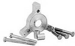 Powermaster - Crank Pulley Spacer Kit - Powermaster 981 UPC: 692209000815 - Image 1