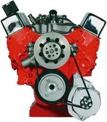 Powermaster - Chrome Low Mount Bracket - Powermaster 885 UPC: 692209000662 - Image 1