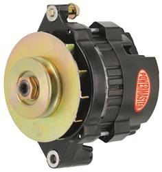 Powermaster - GM 5X5 Race Alternator - Powermaster 7468 UPC: 692209016946 - Image 1