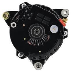 Powermaster - GM 5X5 Race Alternator - Powermaster 7466 UPC: 692209016939 - Image 1