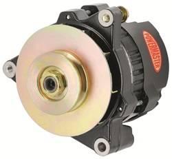 Powermaster - GM 5X5 Race Alternator - Powermaster 28468-114 UPC: 692209016755 - Image 1