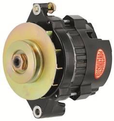 Powermaster - GM 5X5 Race Alternator - Powermaster 8462-104 UPC: 692209016854 - Image 1