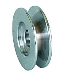Powermaster - Chrome Alternator Pulley - Powermaster 117 UPC: 692209008460 - Image 1