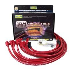 Taylor Cable - 409 Pro Race Ignition Wire Set - Taylor Cable 79227 UPC: 088197792274
