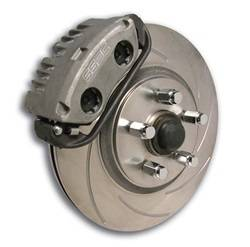SSBC Performance Brakes - 2 Piston Big Brake Disc Brake Kit - SSBC Performance Brakes A151 UPC: 845249078560