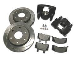 SSBC Performance Brakes - 80mm Disc To Disc Upgrade - SSBC Performance Brakes A126-18 UPC: 845249036935