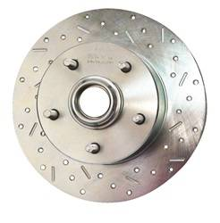 SSBC Performance Brakes - Big Bite Cross Drilled Rotors - SSBC Performance Brakes 23017AA3R UPC: 845249000134
