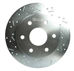 SSBC Performance Brakes - Big Bite Cross Drilled Rotors - SSBC Performance Brakes 23045AA3L UPC: 845249000202