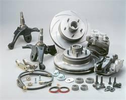 SSBC Performance Brakes - 2 Piston Disc Brake Kit - SSBC Performance Brakes A127-3P UPC: 845249061524