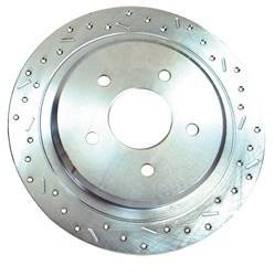 SSBC Performance Brakes - Big Bite Cross Drilled Rotors - SSBC Performance Brakes 23030AA3R UPC: 845249010751