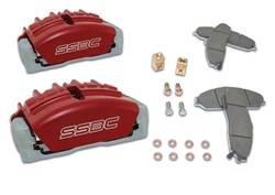 SSBC Performance Brakes - Quick Change Tri-Power 3-Piston Calipers - SSBC Performance Brakes A189-4 UPC: 845249063849