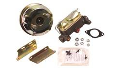 SSBC Performance Brakes - 7 in. Dual Diaphragm Booster/Master Cylinder - SSBC Performance Brakes A28143CB-1 UPC: 845249053109
