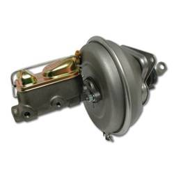 SSBC Performance Brakes - Replacement Booster/Dual Bowl Master Cylinder - SSBC Performance Brakes A28140 UPC: 845249053086 - Image 1