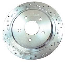 SSBC Performance Brakes - Big Bite Cross Drilled Rotors - SSBC Performance Brakes 23003AA3L UPC: 845249000066