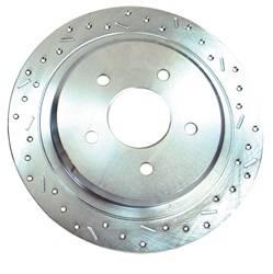 SSBC Performance Brakes - Big Bite Cross Drilled Rotors - SSBC Performance Brakes 23003AA3R UPC: 845249000073