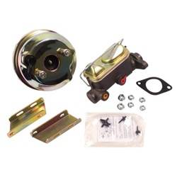 SSBC Performance Brakes - 7 in. Dual Diaphragm Booster/Master Cylinder - SSBC Performance Brakes A28143 UPC: 845249047771