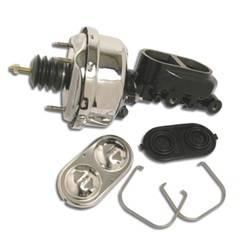 SSBC Performance Brakes - 7 in. Dual Diaphragm Booster/Master Cylinder - SSBC Performance Brakes A28136C UPC: 845249047566 - Image 1