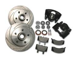 SSBC Performance Brakes - 80mm Disc To Disc Upgrade - SSBC Performance Brakes A126-10 UPC: 845249036881