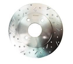 SSBC Performance Brakes - Big Bite Cross Drilled Rotors - SSBC Performance Brakes 23010AA3L UPC: 845249010362