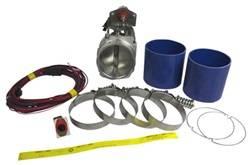 BD Diesel - Positive Air Shutdown - BD Diesel 1036759 UPC: 019025015517 - Image 1