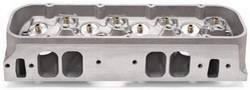Edelbrock - Victor 24 Deg. CNC-Ported Cylinder Head - Edelbrock 61419 UPC: 085347614196