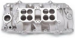 Edelbrock - C-66-Dual-Quad Intake Manifold - Edelbrock 5420 UPC: 085347054206