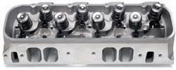 Edelbrock - Victor 24 Deg. CNC-Ported Cylinder Head - Edelbrock 61409 UPC: 085347614097