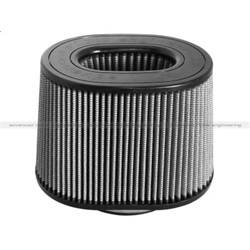 aFe Power - MagnumFLOW Universal Clamp On PRO DRY S Air Filter - aFe Power 21-91080 UPC: 802959211199 - Image 1