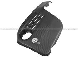 aFe Power - Carbon Fiber Engine Cover - aFe Power 79-13003 UPC: 802959790144 - Image 1