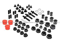 aFe Power - aFe Control PFADT Series Control Arm Bushings And Sleeve Set - aFe Power 470-401001-B UPC: 802959000274 - Image 1