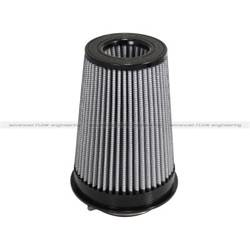 aFe Power - MagnumFLOW Universal Clamp On PRO DRY S Air Filter - aFe Power 21-91089 UPC: 802959211342 - Image 1