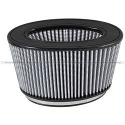 aFe Power - MagnumFLOW Universal Clamp On PRO DRY S Air Filter - aFe Power 21-91086 UPC: 802959211274 - Image 1