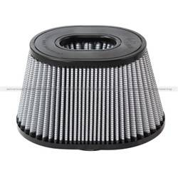 aFe Power - MagnumFLOW Universal Clamp On PRO DRY S Air Filter - aFe Power 21-91087 UPC: 802959211304 - Image 1