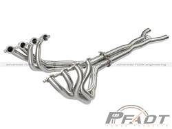 aFe Power - aFe Power PFADT Series Headers And X-Pipe - aFe Power 48-34107-YN UPC: 802959480779 - Image 1