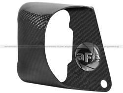 aFe Power - MagnumFORCE Intake System Carbon Fiber Scoop - aFe Power 54-12208-C UPC: 802959504888 - Image 1