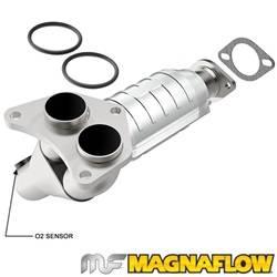MagnaFlow California Converter - Direct Fit California Catalytic Converter - MagnaFlow California Converter 447170 UPC: 841380071194 - Image 1